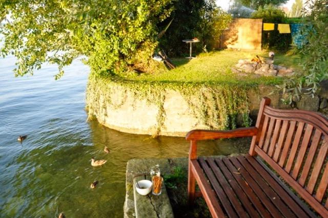 Ferienhaus direkt am Bodensee